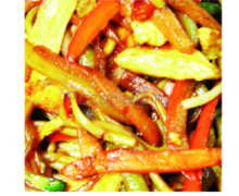 Тори Соба с овощами