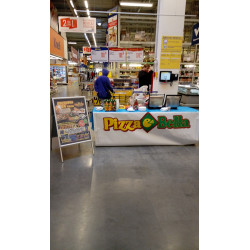 PizzaBella и METRO Cash and Carry