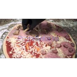 Я вкусная! Я горячая! Я пицца Кварто!
