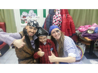 Пираты? А что)))))