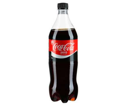 Coca Cola Zero 1л