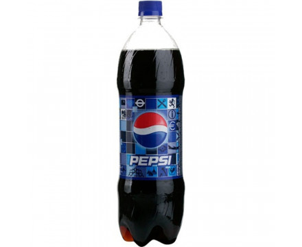 Pepsi cola 1,25л