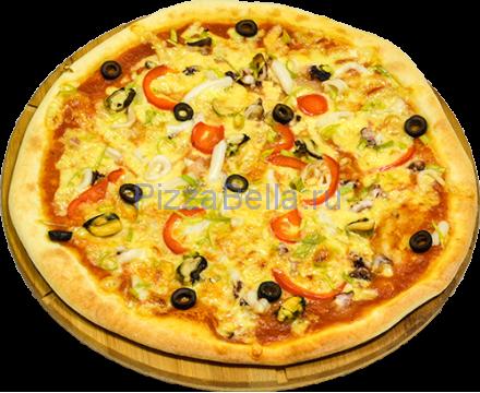 Пицца Жемчужина морей
