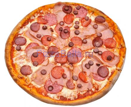Пицца Колбасный пир
