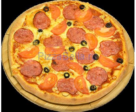 Пицца Штирлиц