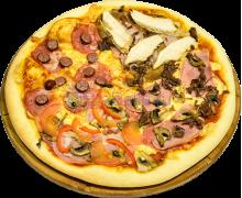 Пицца Кварто.