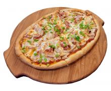 Пиццони курица и бекон